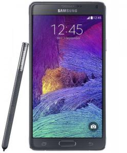 Samsung Note 4 Schwarz Neu