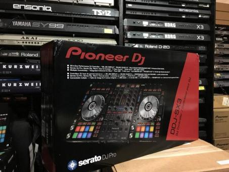 Pioneer CDJ-2000NXS2 / Pioneer DDJ-RZX / Pioneer CDJ-Tour1/ Pioneer XDJ-RX/ Numark Ns7 Iii