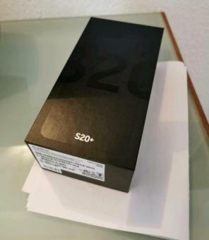 Nagelneues Samsung galaxy s20 plus 128gb