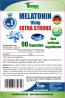 Melatoniin STÄRKE 10 mg x 90 Schlaftabletten Schlafmittelkapseln Melatonin